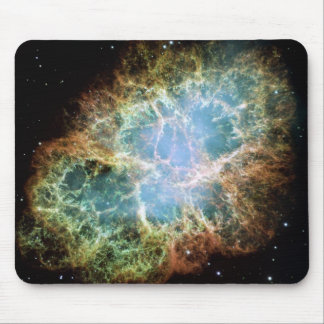 Crab Nebula Mouse Mat
