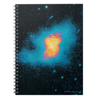 Crab Nebula Supernova Notebook
