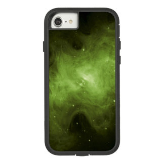 Crab Nebula, Supernova Remnant, Green Light Case-Mate Tough Extreme iPhone 8/7 Case