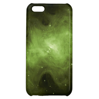 Crab Nebula, Supernova Remnant, Green Light iPhone 5C Case