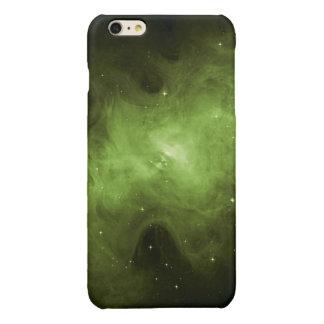Crab Nebula, Supernova Remnant, Green Light iPhone 6 Plus Case
