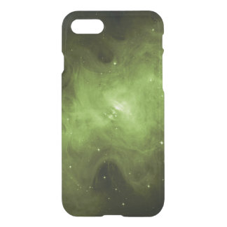 Crab Nebula, Supernova Remnant, Green Light iPhone 8/7 Case