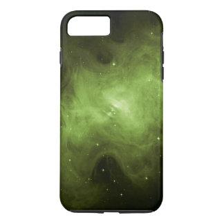 Crab Nebula, Supernova Remnant, Green Light iPhone 8 Plus/7 Plus Case