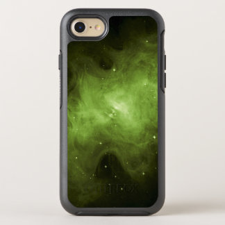 Crab Nebula, Supernova Remnant, Green Light OtterBox Symmetry iPhone 8/7 Case