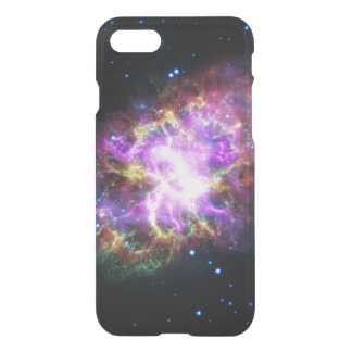 Crab Nebula - The Beautiful Universe iPhone 7 Case