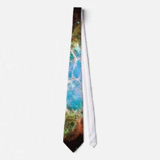 Crab Nebula Tie