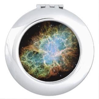 Crab Nebula Travel Mirrors