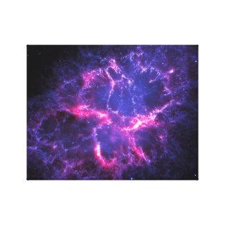 Crab Nebula Wall Art