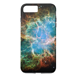 Crab Nebulae Space Astronomy Science Photo iPhone 8 Plus/7 Plus Case