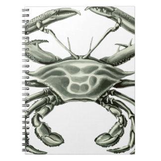 Crab Notebook