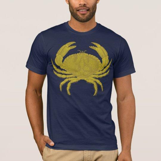 Crab on a shirt. T-Shirt