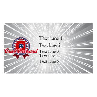 Crab Orchard, TN Business Cards