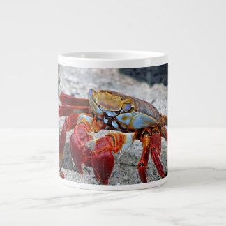 Crab photo jumbo mug