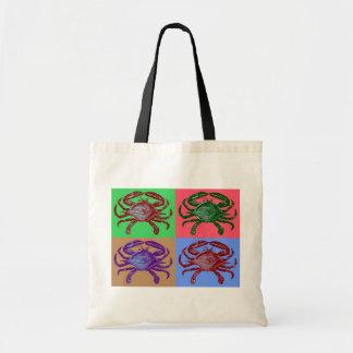 Crab Pop Art