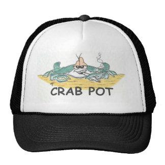 Crab Pot Cap