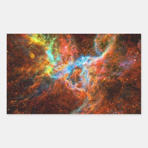 Crab Pulsar Time Lapse - Neutron Star Sticker