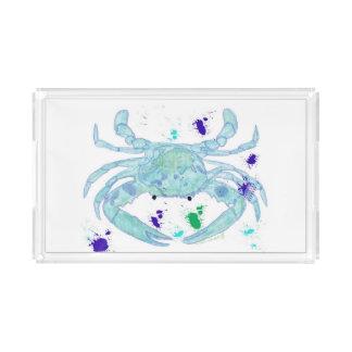 Crab Serving Tray