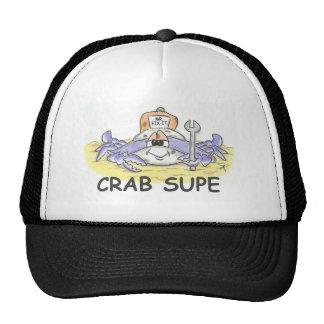 Crab Supe Cap