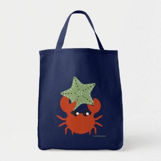 Crab with Starfish Bag