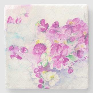 Crabapple blossom Coaster