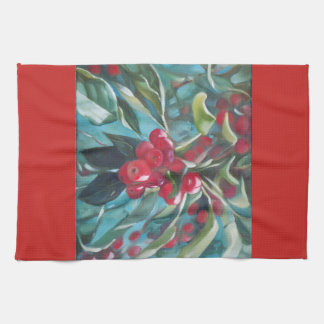 Crabapples Kitchen Towel