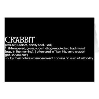 Crabbit Card