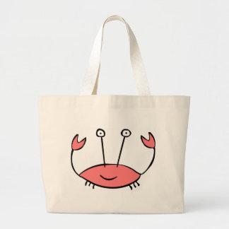 Crabby Beach Bag