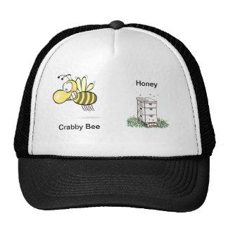 Crabby Bee Honey Hat