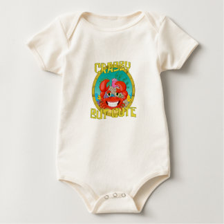 Crabby but Cute Infant Crawler Baby Creeper