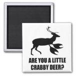 Crabby Deer
