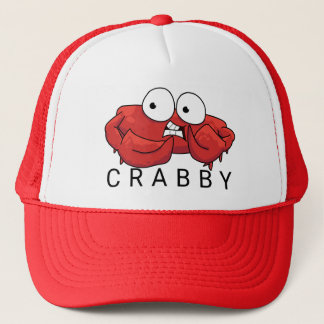 Crabby Trucker Hat