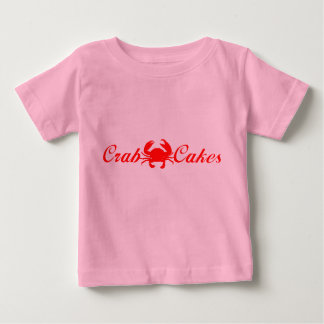 Crabcakes Baby T-Shirt