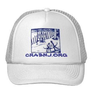 CRABNJ LOGO PRINTED CAP