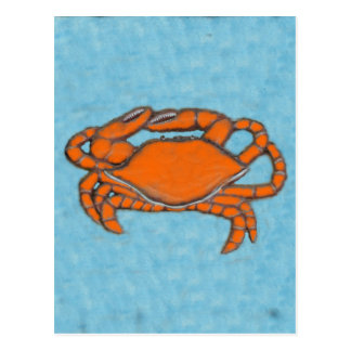 Crabs (Maryland, Gulf and East Coast).jpg Postcard