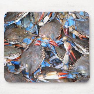 Crabs Mouse Mat