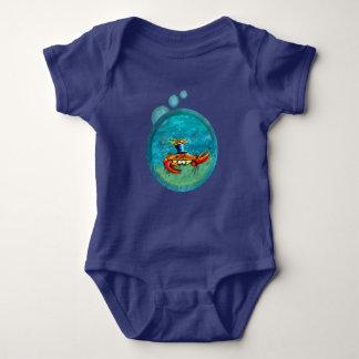 Crabynni Baby Bodysuit