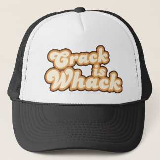 Crack is Whack Retro Hat