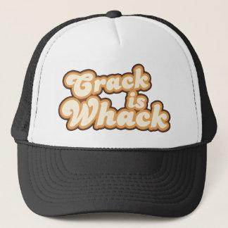 Crack is Whack Retro Hat