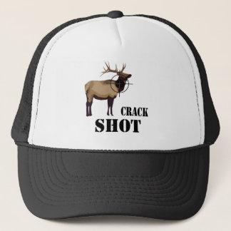 crack shot hat