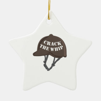 Crack The Whip Christmas Ornament