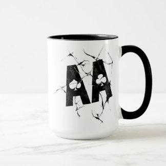 Cracked Aces Mug
