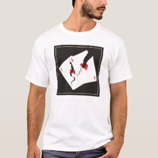 Cracked Aces T-Shirt