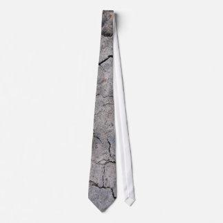 Cracked Concrete Tie
