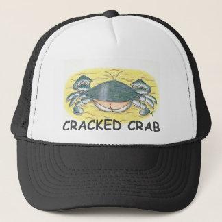 Cracked Crab hat