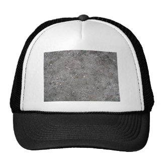 Cracked Dry Ground Texture Mesh Hats