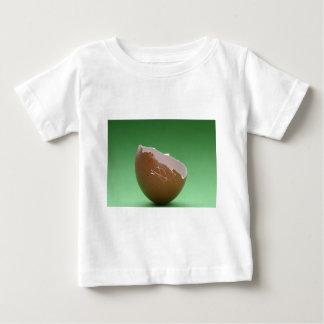 Cracked Egg Shell Baby T-Shirt