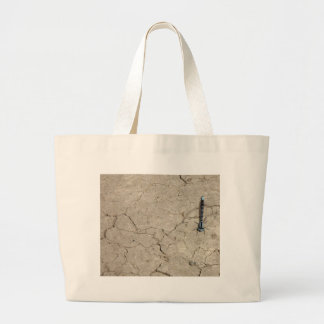 cracked insect tote bag
