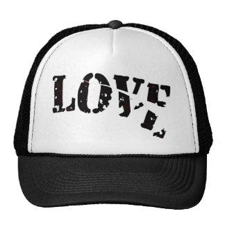 Cracked Love Cap