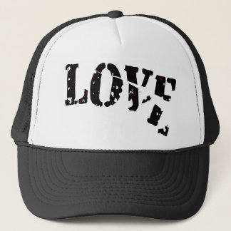 Cracked Love Trucker Hat