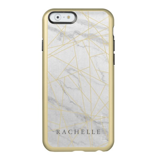 Cracked Marble phone case